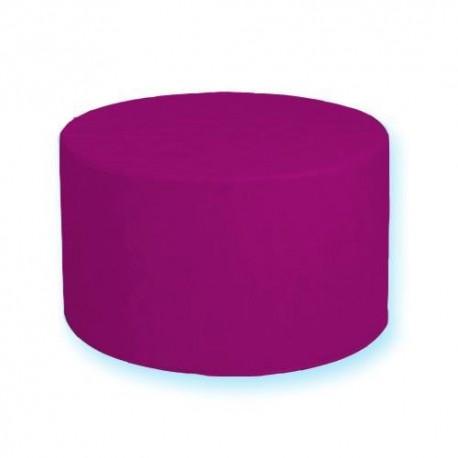 pouf rond de la gamme ludomaine mobilier jarozo. Black Bedroom Furniture Sets. Home Design Ideas