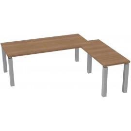 Bureau pas cher meubles de collectivit lyon 69 loire for Bureau 4 pieds