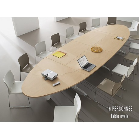Table monobloc icone for Table 16 personnes