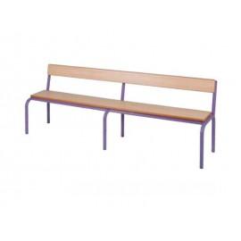 chaise scolaire pour maternelle mobilier jarozo. Black Bedroom Furniture Sets. Home Design Ideas
