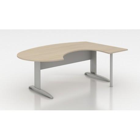 bureau compact 90 avec convivialit integr tono. Black Bedroom Furniture Sets. Home Design Ideas