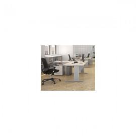 Bureau compact 90° avec convivialité integré TONO