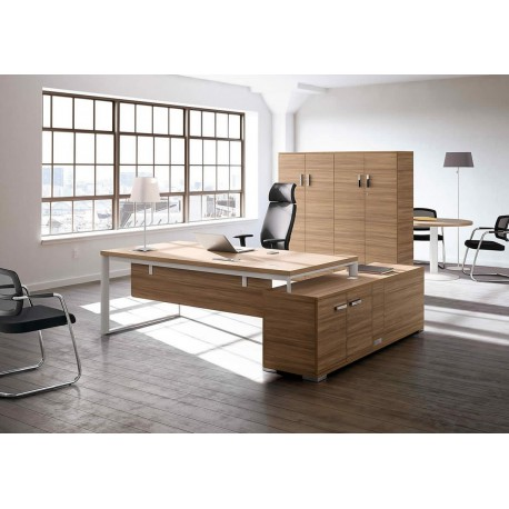 ensemble bureau et desserte mobilier jarozo. Black Bedroom Furniture Sets. Home Design Ideas