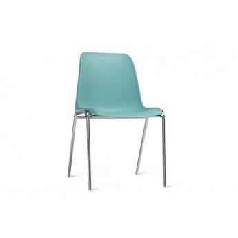 Chaise coque polypropylène Helene