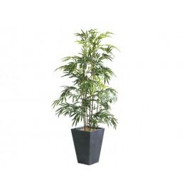Plante verte artificielle bambou