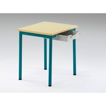 Table 60 x 50 avec tiroir LUTIN