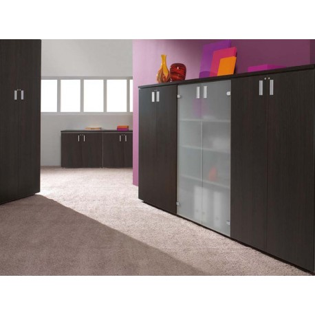armoire standard kyos ouverte. Black Bedroom Furniture Sets. Home Design Ideas
