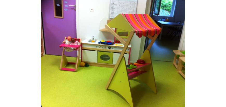 Amenagement d'une creche