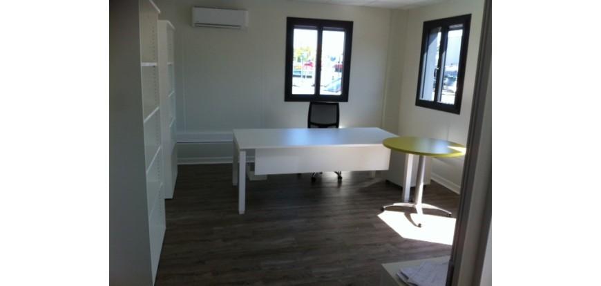 amenagement des nouveaux locaux d 39 une entreprise. Black Bedroom Furniture Sets. Home Design Ideas
